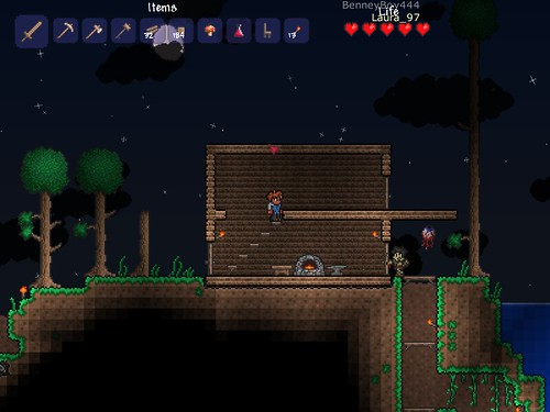 Terraria - Becoming a Home