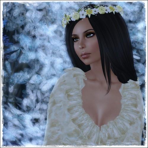 Hatpins - Rhosyn Moonlit