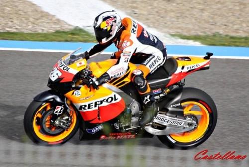 Dani Pedrosa, Jerez 2011