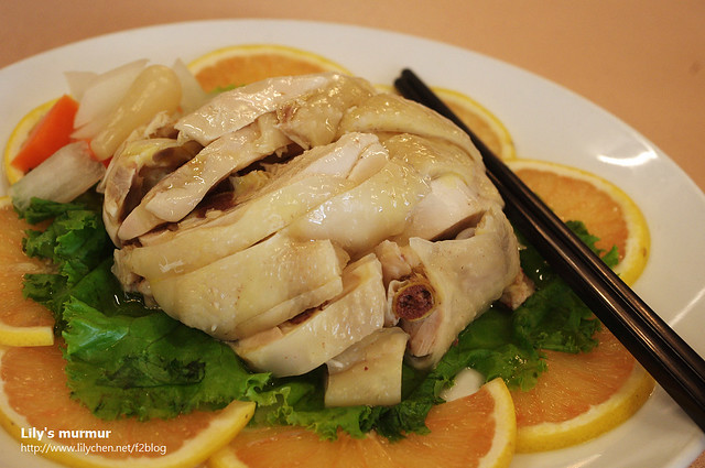 福利川菜的鹽焗雞,喜歡吃雞肉的可點這道來嚐嚐,好吃!