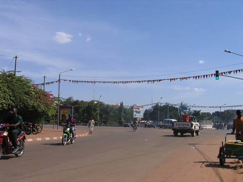 Place de la Nation, Ouagadougou