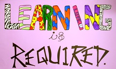 Learning is Required by Enokson, on Flickr