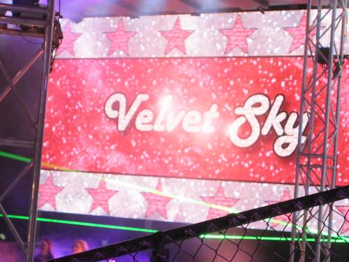 Match 3:  Sarita and Rosita vs. Velvet Sky and Miss Tessmacher
