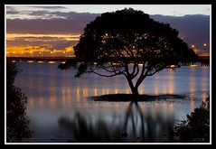 Dawn over Moreton Bay-1=