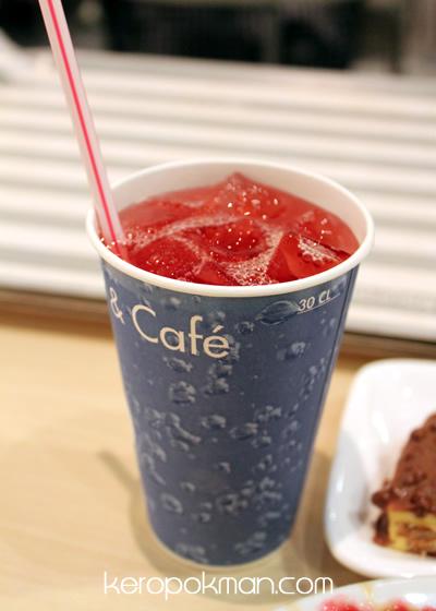 Lingonberry Drink