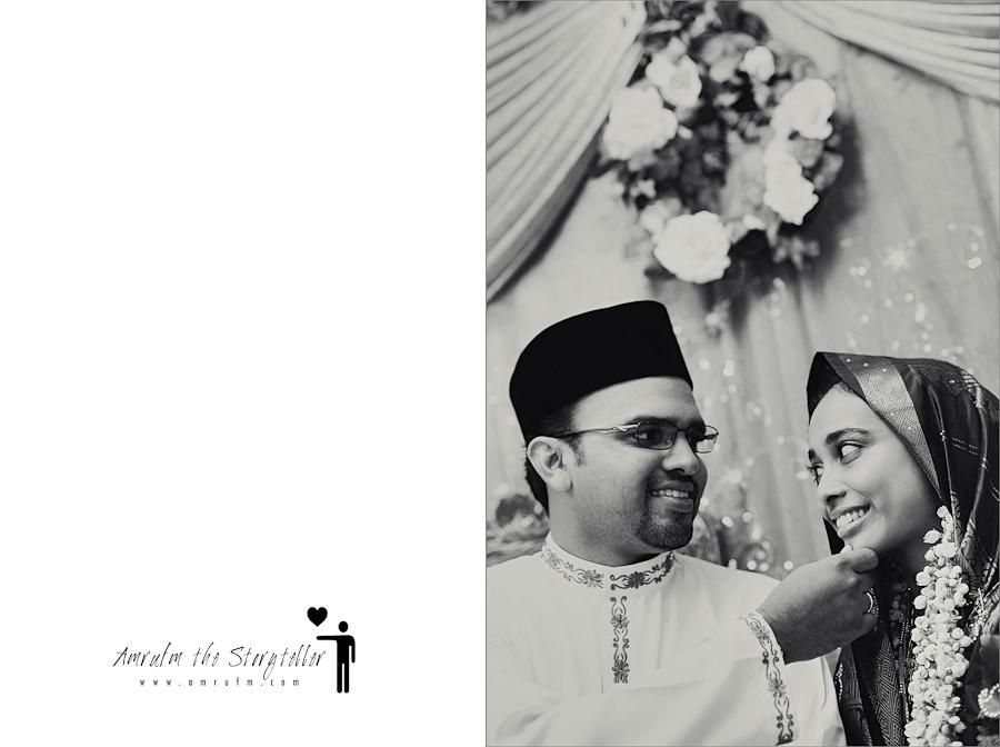 Faizal & Shafarina Nikah-13