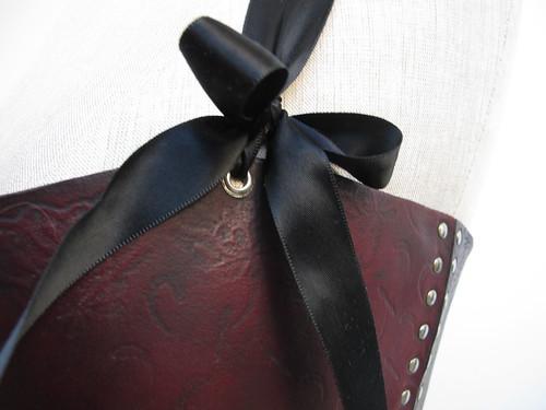 bara baras - bodice bow