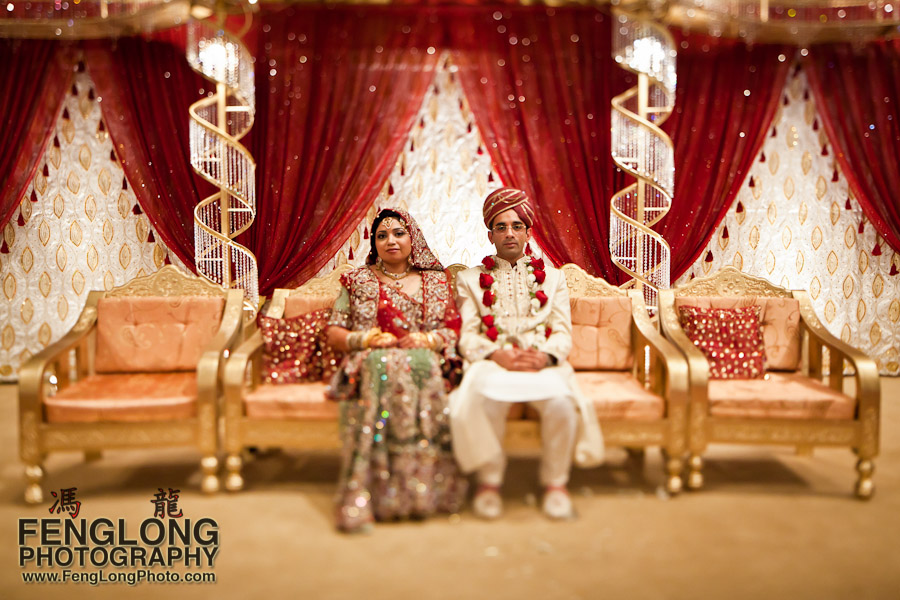 Tilt-Shift Indian Wedding! Nishi's Indian Wedding Reception | Zyka Decatur | Atlanta Wedding Photographer