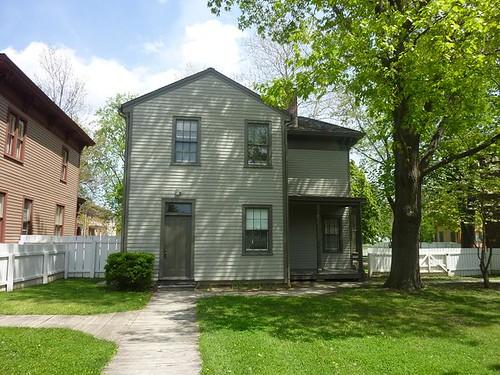 IL - Springfield 91 Lincoln Home neighborhood
