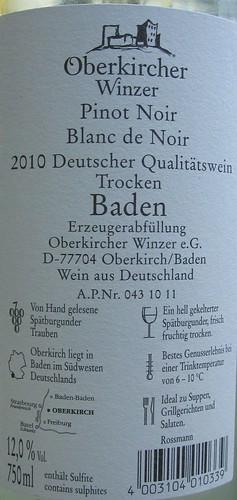 Baden vin