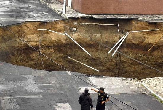 maior buraco do mundo