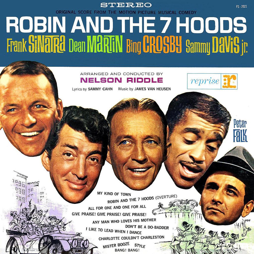 Nelson Riddle - Robin and the 7 Hoods