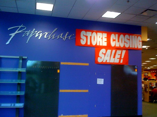 Borders going out of business, Newport News