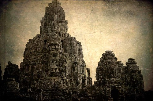 Temple of Faces by .WG.