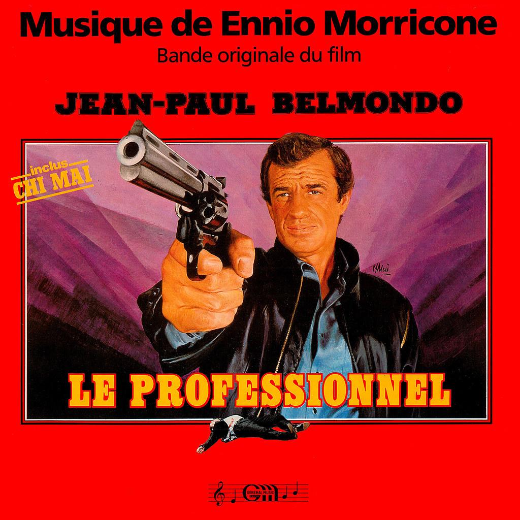 Ennio Morricone - Le Professionnel
