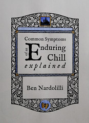 cover of Common Symptoms of an Enduring Chill Explained