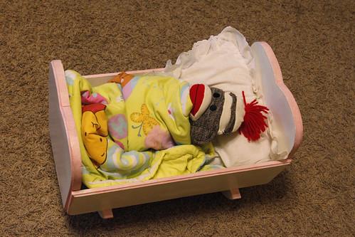 bedtime for sock monkey