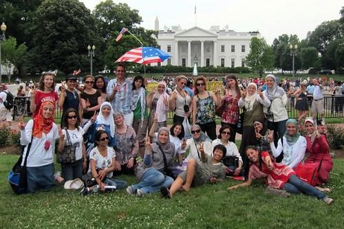 TechWomen at the White House