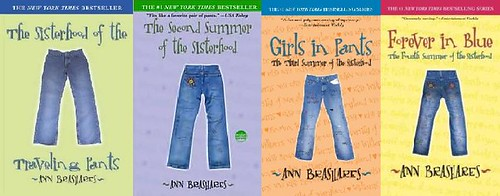 Image result for sisterhood of the traveling pants book 2