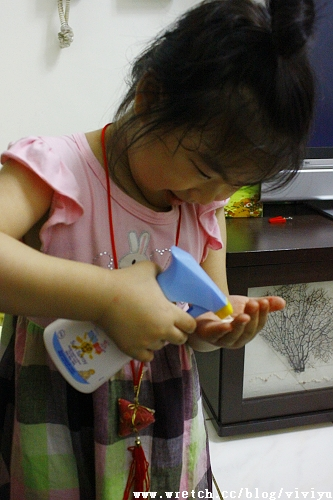 [試用]施巴5.5嬰兒防曬保濕乳~保護幼兒肌膚 @VIVIYU小世界