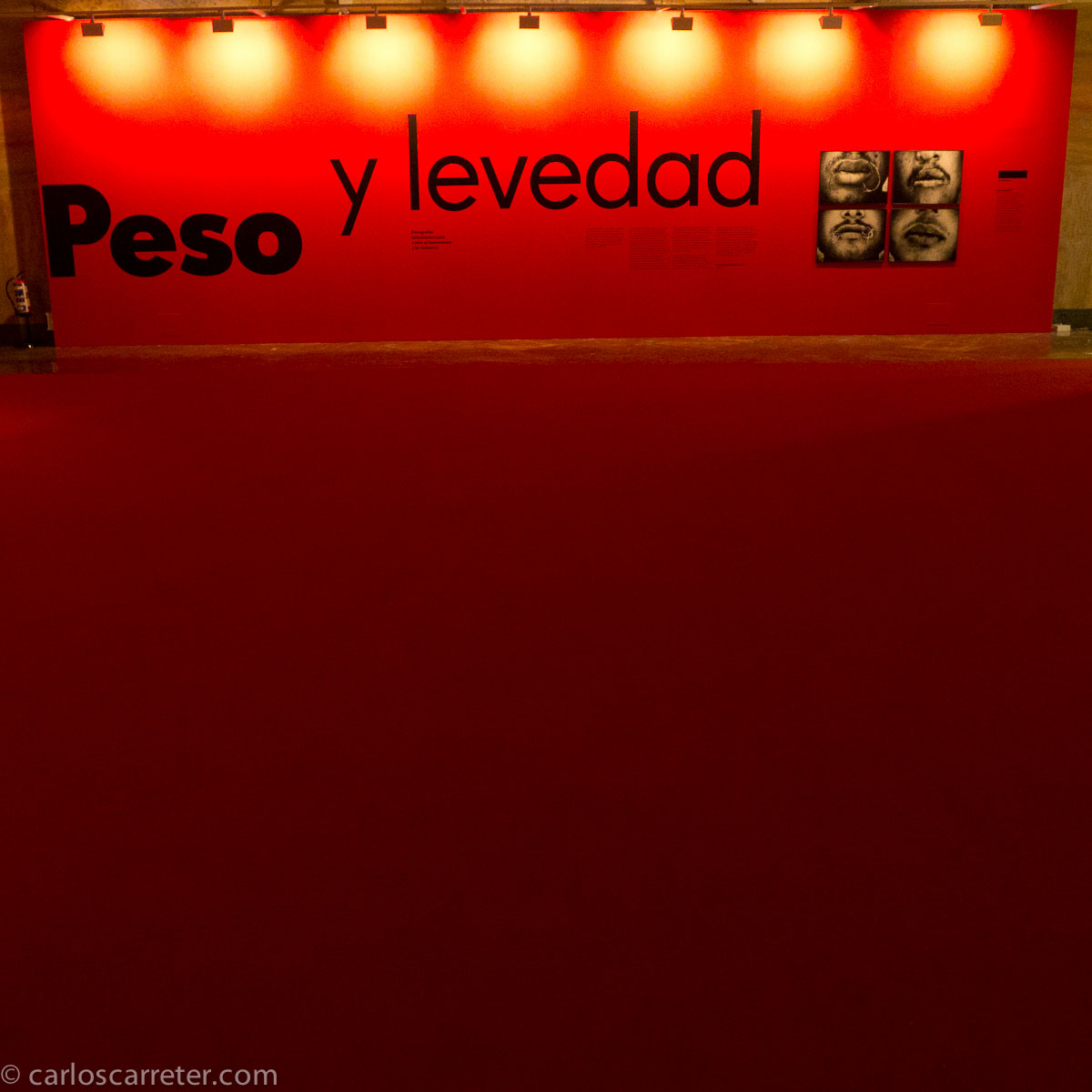 Peso y levedad (Instituto Cervantes)