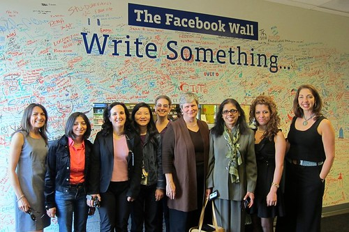 TechWomen at Facebook