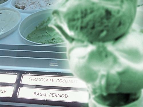Basil Pernod by Karyn Ellis