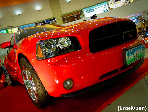 Dodge Charger by israelv