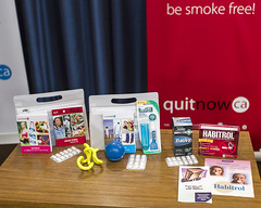Over 100,000 orders for smoking cessation products