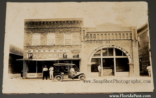 webster pharmacy sumter county state bank by SnapShotPhotographs.com