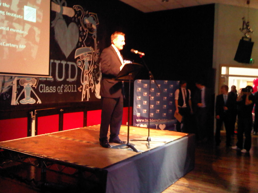 Huddersfield University Students' Union Awards