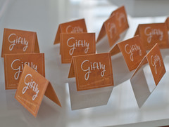 Giftly business cards