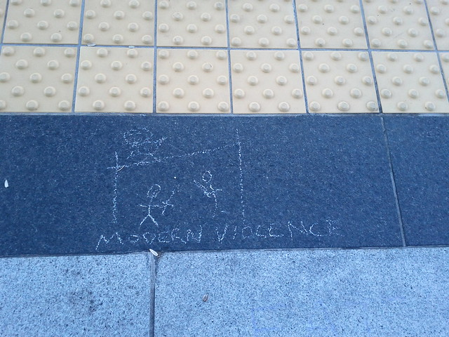 Modern violence