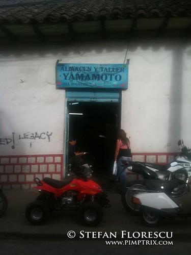 KLR 650 Trip Ecuador 9