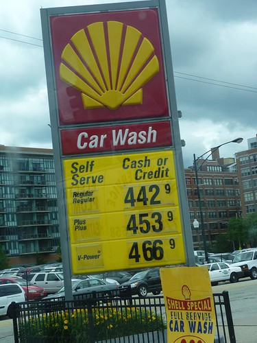 IL - Chicago Gas Prices 6-2011
