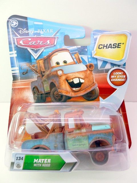 disney cars chase mater with hood  (1)