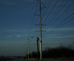 New Utility Poles