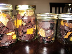 Chocolate Covered Dried Fruit
