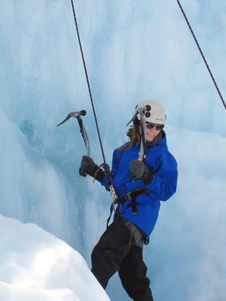 Ice Climbing Franz Josef Glacier 2