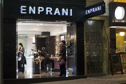 Enprani, Central, HK 2010
