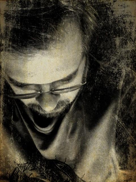 iPhone Self-Portrait