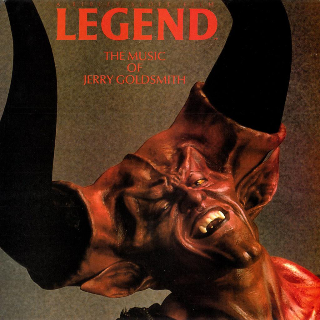 Legend Lp Cover Art