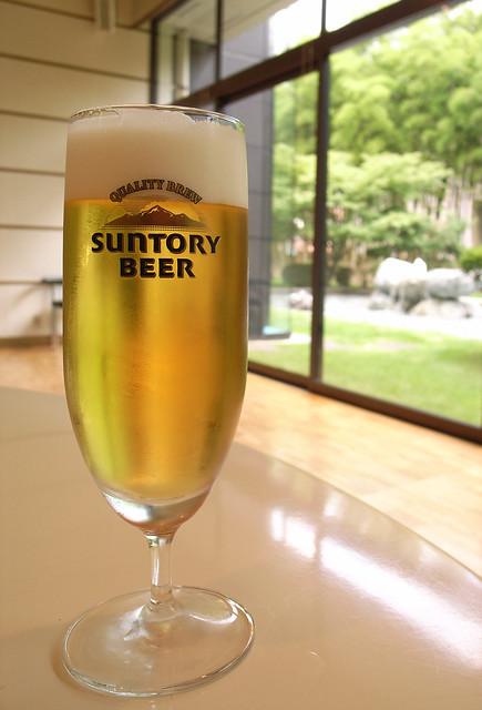 01_Suntory_beer