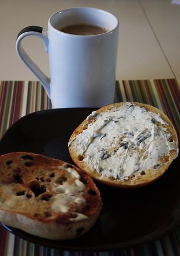 Panera bagels & coffee