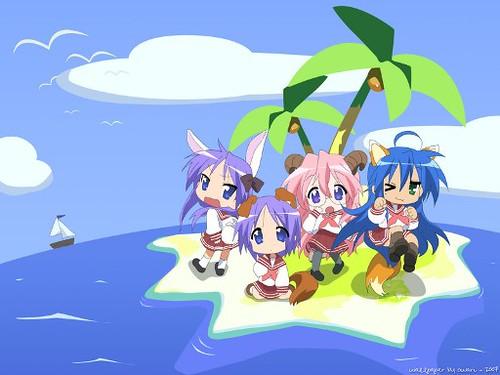lucky star island