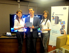 WD TV Live Hub, Phillip Cheung, Regional Product Marketing Manager, Branded Products_B