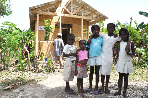 HELP and LCIF Working Together in Haiti