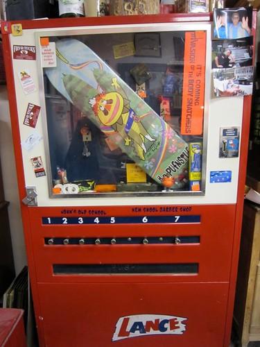 Vending Machine of Cool