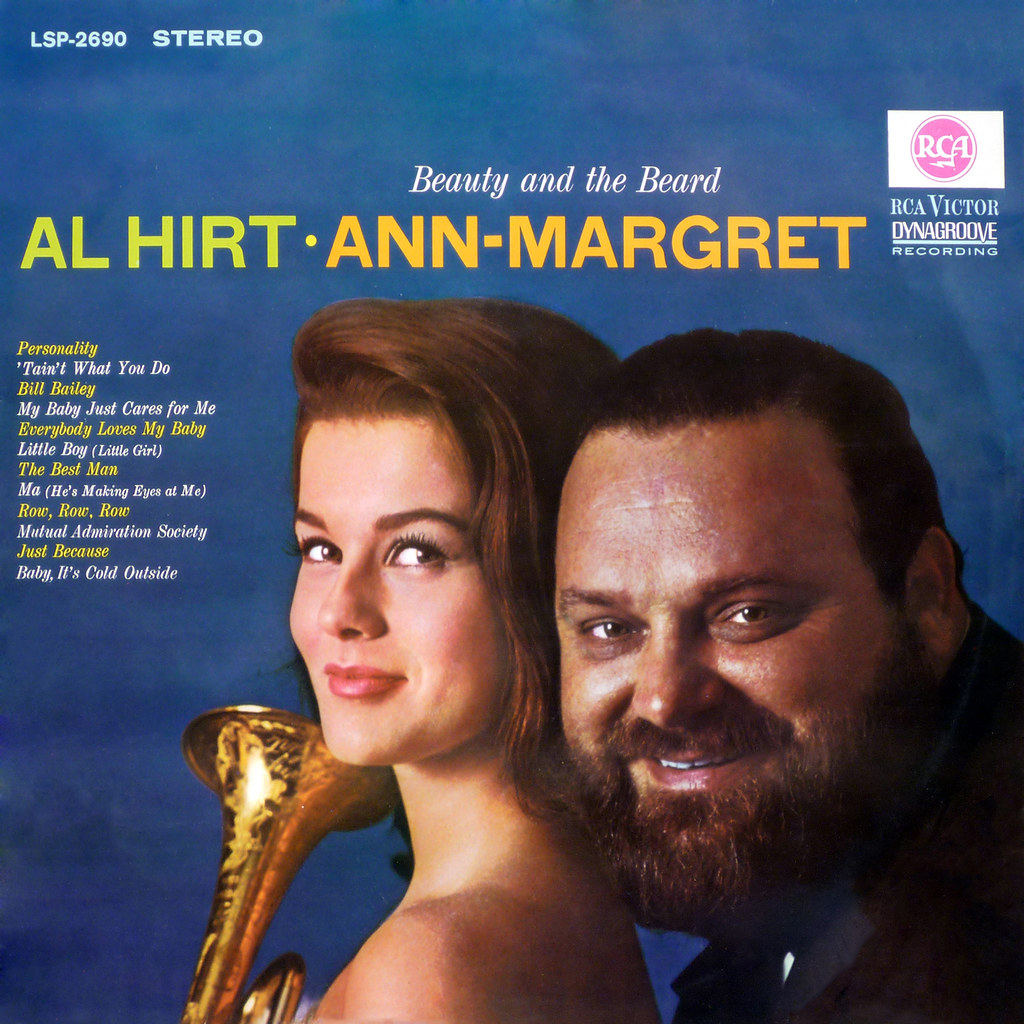 Al Hirt & Ann-Margret - The Beauty and The Beast