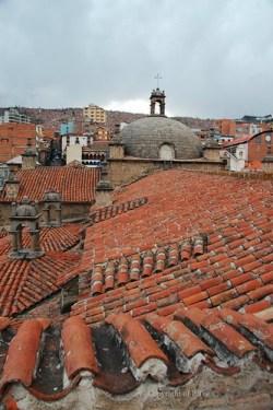 La Paz rooftops